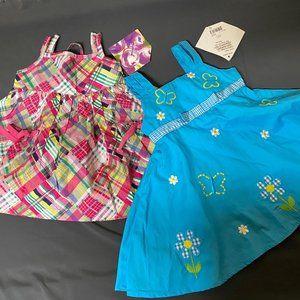 2+/ -10%  Blueberi Blvd Infant Girls Dresses  12M